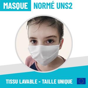 Masque Enfant UNS2