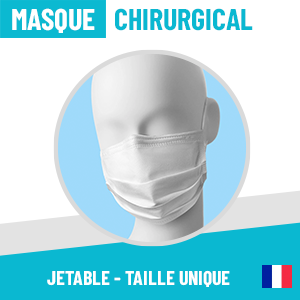 Masque Adulte Chirurgical