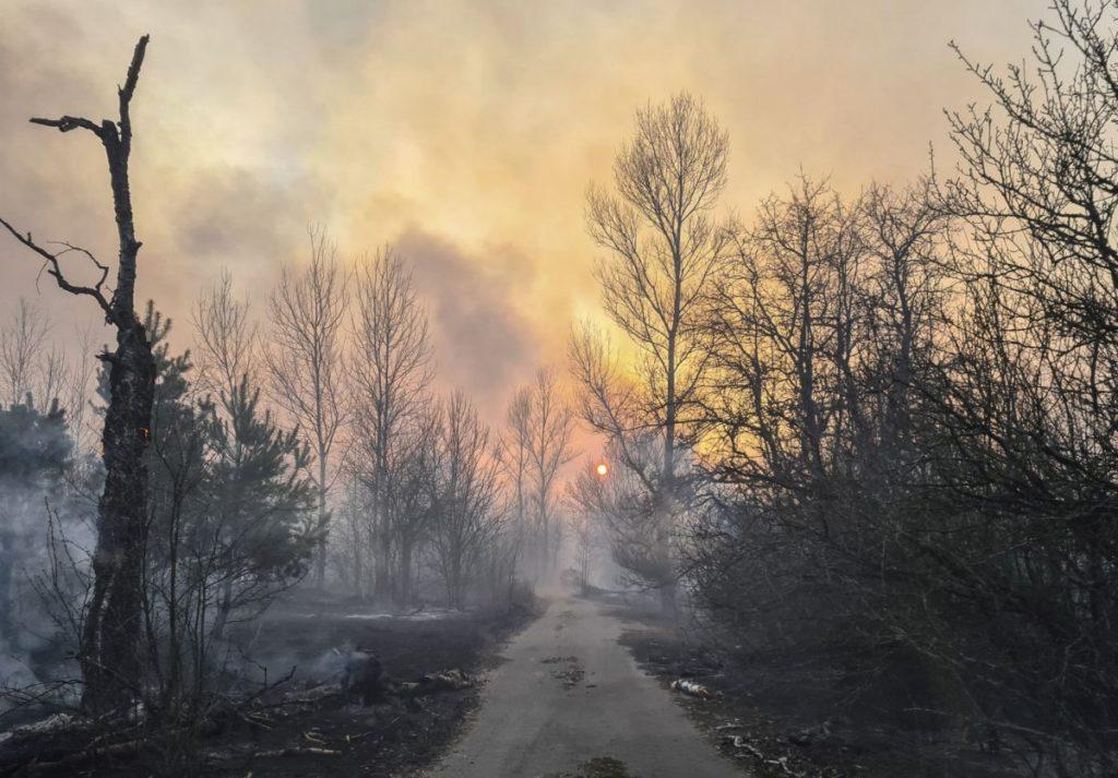 Tchernobyl : 34 ans après, un nouveau nuage potentiellement radioactif sur la Corse