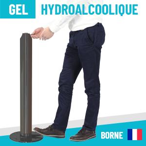 Gel Hydroalcoolique Borne