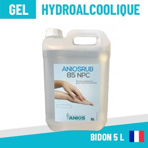 Gel Hydroalcoolique Bidon 5L