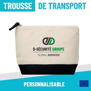 Trousse transport personnalisable