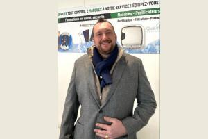 Mickaël Amann, fondateur de D-Sécurité Groupe, une success story à la lyonnaise