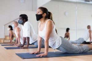Port du masque et activité sportive : ce qu'il faut savoir