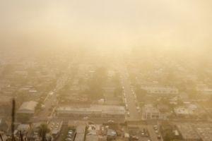 Les ¾ des pays du monde touchés par la pollution aux particules fines